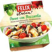 Fryst Penne Mozzarella 380 g Felix