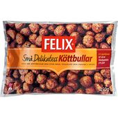 Fryst Små Delikatessköttbullar 450g Felix