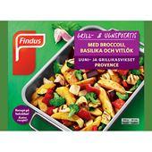 Fryst Ugnspotatis Med Grillade Grönsaker 900g Findus