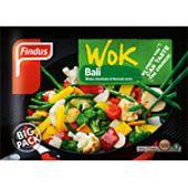 Fryst Wok Bali Big Pack 900g Findus