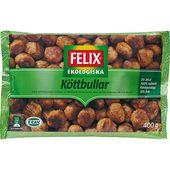 Frysta Köttbullar Ekologisk 400g Felix
