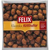 Frysta Köttbullar Klassiska 700g Felix