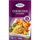 Fullkorns-couscous Ekologisk 500g Frebaco