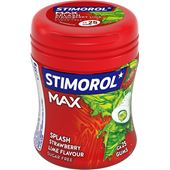 Fusion Strawberry Lime 55g Stimorol