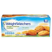 Ginger & Lemon Cookies 114g Weight Watchers