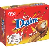 Glass Daim 6-pack 510ml GB Glace