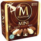 Glass Magnum mini classic 6-p GB Glace