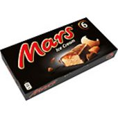 Glass Mars Extra 375 ml Masterfoods