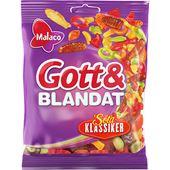 Gott&Blandat Klassiker 170g Malaco