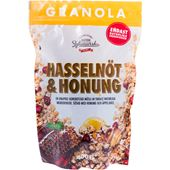 Granola Hasselnöt & Honung 400g Clean Eating