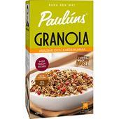 Granola Kardemumma&Mullbär 450g Pauluns