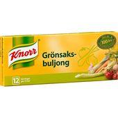 Grönsaksbuljong 12x0,5L 120g Knorr
