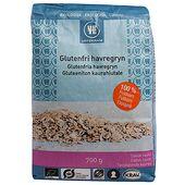 Havregryn Glutenfri Ekologiska 700g Urtekram