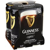 Guinness 3,5% 4x44cl