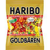 Guldbamsar påse 80g Haribo