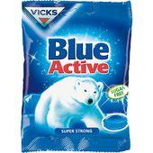 Hals Blue Active 75g Vicks