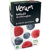 Hälsofil Drottningbär 0,5% 1L Verum