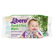 Hand&Face Wipes Libero