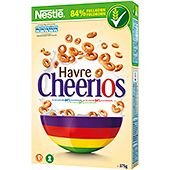 Havre Cheerios Fullkorn 375g Nestle