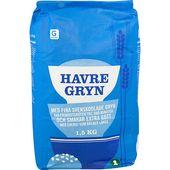 Havregryn 1,5kg Garant