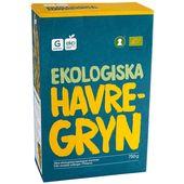 Havregryn Ekologisk 750 g Garant
