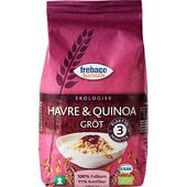 Havregryn Quinoa 750g Frebaco