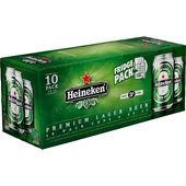 Heineken Fridge Pack 3,5% 10x33cl