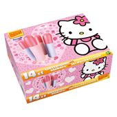 Hello Kitty Jordgubb 14-p Triumf Glass