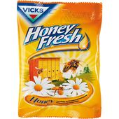 Honey-fresh påse 75g Vicks