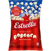 Indian Popcorn Saltade 65g Estrella