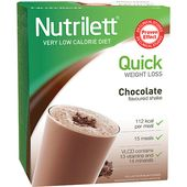 Intensiv choklad 15-p Nutrilett