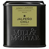Jalapeño Chiliflingor 45g Mill & Mortar
