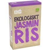 Jasminris Ekologisk 1kg Garant