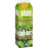 Juice äpple/passion/kiwi 1l Bravo
