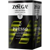 Kaffe Presso Grovmalen 500g Zoega