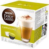 Kaffekapslar Dolce Gusto Cappuccino 8-p Nescafé