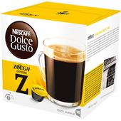 Kaffekapslar Dolce Gusto Intenzo 16-p Nescafé