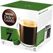 Kaffekapslar Dolce Gusto Zoegás Skånerost 16st Nescafé