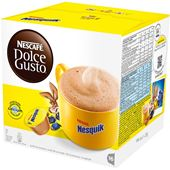 Kapslar Dolce Gusto  16-p Nescafé Nesquik Chokladdryck