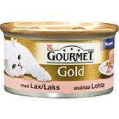 Kattmat Lax Mousse 85g Gourmet Gold