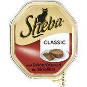 KattmatOxkött 85g Sheba