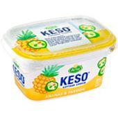 Keso Ananas/Passion 3% 250g Keso