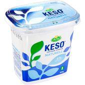 Keso Naturell 4% 500g Keso