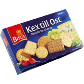 Kex Till Ost 300g Bisca