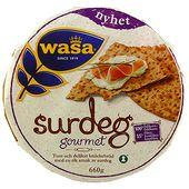 Knäcke Gourmet Surdeg 660g Wasa