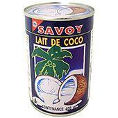 Kokoskräm 400ml Savoy
