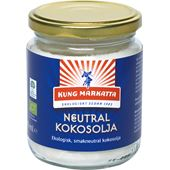 Kokosolja Neutral EKO 216ml Kung Markatta