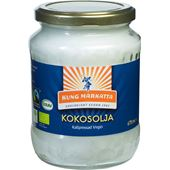 Kokosolja Virgin KRAV Fairtrade 675ml Kung Markatta