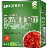 Krossade Tomater Eko 295g Gogreen