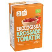 Krossade Tomater Ekologiska 390g Garant